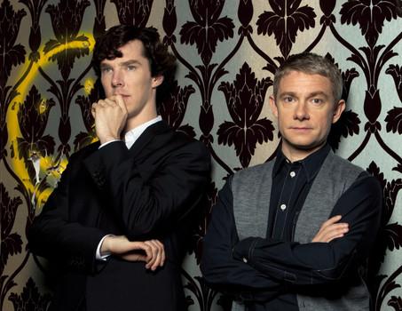 Sherlock - Die kompletten Staffeln 1 - 3 [7 DVDs]