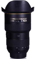 Nikon AF-S NIKKOR 16-35 mm F4.0 ED G VR 77 mm Objectif (adapté à Nikon F) noir