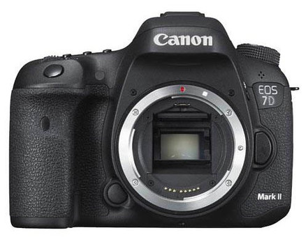 Canon EOS 7D Mark II body nero