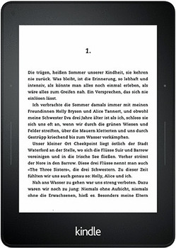 "Amazon Kindle Voyage 6"" 4 Go [Wi-Fi + 3G] noir"