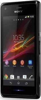 Sony Xperia M 4GB zwart