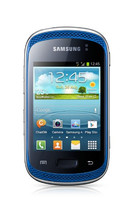 Samsung S6010 Galaxy Music 4GB azul