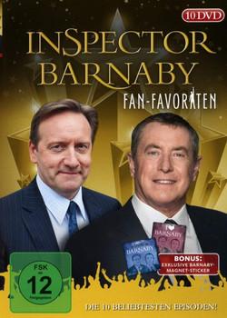 Inspector Barnaby - Fan-Favoriten [10 DVDs]