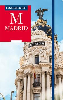 Baedeker Reiseführer Madrid. mit GROSSEM CITYPLAN - Karl Wolfgang Biehusen  [Taschenbuch]