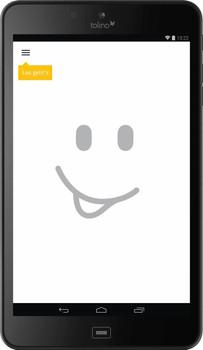 Tolino tab 8'' 16GB [wifi] zwart