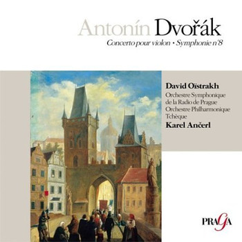 d. Oistrach - Concerto pour Violon/Sinf.8
