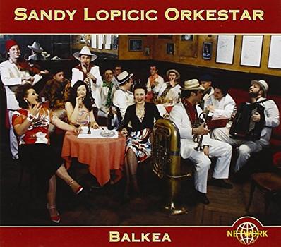 Sandy Orkestar Lopicic - Balkea