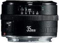 Canon EF 35 mm F2.0 52 mm Obiettivo (compatible con Canon EF) nero