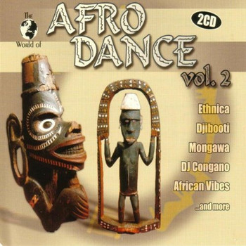 Various - World of Afro Dance Vol.2