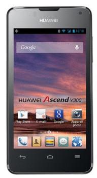 Huawei Ascend Y300 4 Go noir
