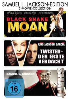 Samuel L. Jackson - Edition: Black Snake Moan, Twisted, Shaft [3 DVDs]