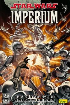 Star Wars Sonderband 32, Imperium - Auf der falschen Seite des Krieges