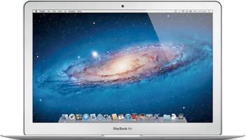 Apple MacBook Air 13.3 (high-res glanzend) 1.7 GHz Intel Core i5 4 GB RAM 256 GB SSD [Mid 2011, QWERTY-toetsenbord]