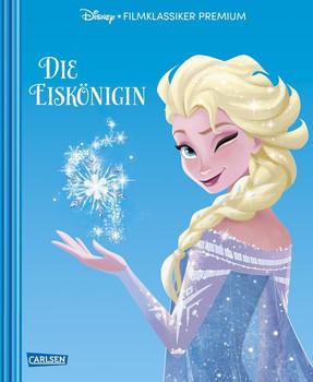 Disney Filmklassiker Premium: Die Eiskönigin. mit hochwertiger Umschlagveredelung - Disney  [Gebundene Ausgabe]