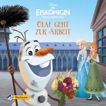 Maxi-Mini 15: Olaf geht zur Arbeit [Taschenbuch]