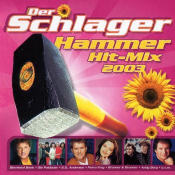 Various - Der Schlager Hammer Hit-Mix 2003