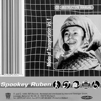 Spookey Ruben - Modes Of Transportation Vol. 1