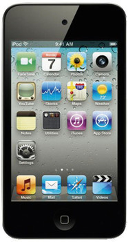 Apple iPod touch 4G 8GB negro