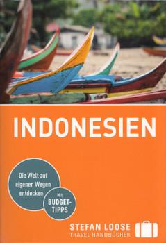 Stefan Loose Reiseführer: Indonesien mit Reiseatlas - Mischa Loose [Taschenbuch, 3. Auflage 2016]