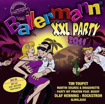 Various - Ballermann XXL Party 2011