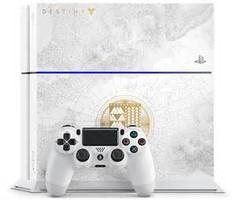 Sony PlayStation 4 500 GB [Destiny Edition controller wireless incluso] bianco