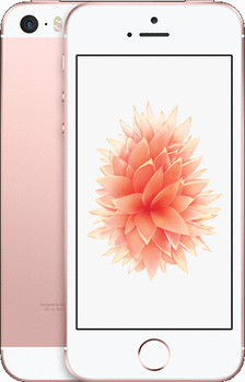 Apple iPhone SE 16Go Or Rose