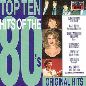 Various Artists - Top Ten Hits of the 80 S