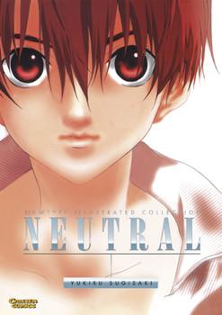 Neutral. Artbook - Yukiru Sugisaki