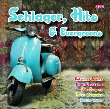 Various - Schlager,Hits & Evergreens
