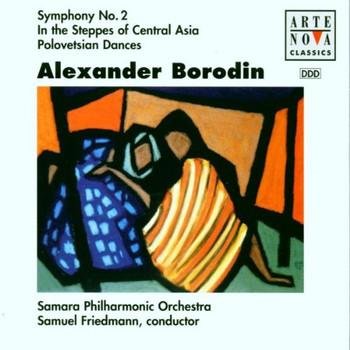 Friedmann - Sinfonie 2 / Polowetzer Tänze