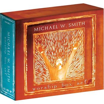 Smith; Michael W - Worship =box= 3cd + DVD