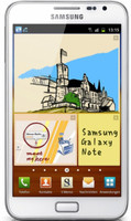 Samsung N7000 Galaxy Note 16GB blanco