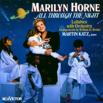 Marilyn Horne - All Through The Night