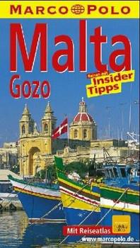 Malta. Marco Polo Reiseführer. Reisen mit Insider- Tips - Klaus. Bötig