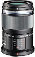 Olympus 60 mm F2.8 ED Macro 46 mm filter (geschikt voor Micro Four Thirds) zwart