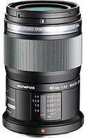 Olympus 60 mm F2.8 ED Macro 46 mm Objetivo (Montura Micro Four Thirds) negro
