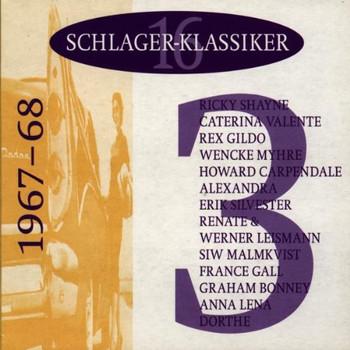 Various - 16 Schlager-Klassiker Vol.3