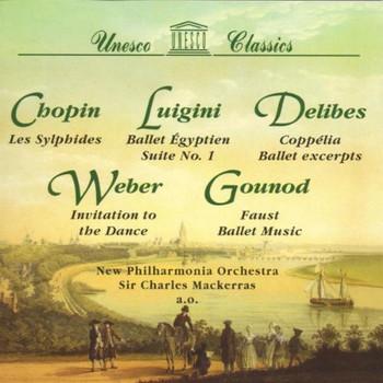 Charles Mackerras - Unesco Classics Chopin, Luigini