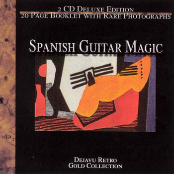 Andres & Carlos Montoy Segovia - Spanish Guitar Magic:Gold Coll