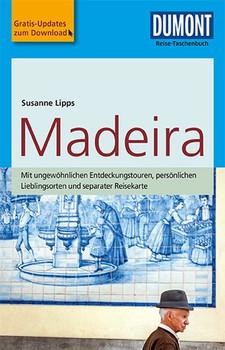 DuMont Reise-Taschenbuch Reiseführer Madeira. mit Online-Updates als Gratis-Download - Susanne Lipps-Breda  [Taschenbuch]