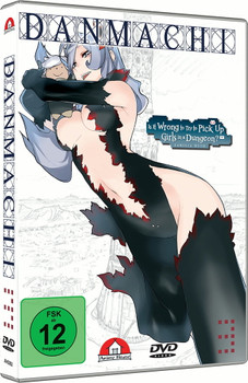 DanMachi - Is It Wrong to Try to Pick Up Girls in a Dungeon?: Vol. 3