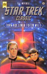 Tore auf einer toten Welt. Star Trek. - V. E. Mitchell