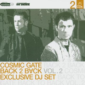 Various - Cosmic Gate/Back 2 Back Vol.2