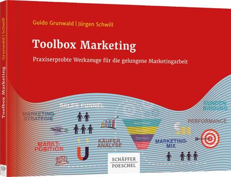Toolbox Marketing. Praxiserprobte Werkzeuge für die gelungene Marketingarbeit - Guido Grunwald  [Taschenbuch]