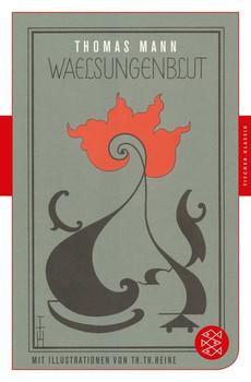 Wälsungenblut. Mit den Illustrationen von Th. Th. Heine - Thomas Mann  [Gebundene Ausgabe]