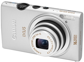 Canon IXUS 125 HS gris