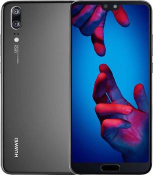 Huawei P20 Dual SIM 64GB zwart