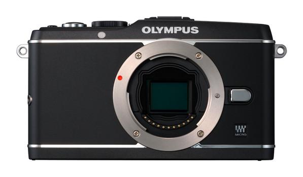 Olympus E-P3 Body nero