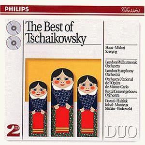 Slatkin - Duo - Tschaikowsky (The Best Of)