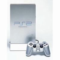 Sony PlayStation 2 plata + mando